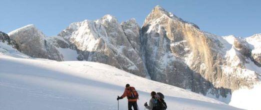 Initiation en ski de randonnée