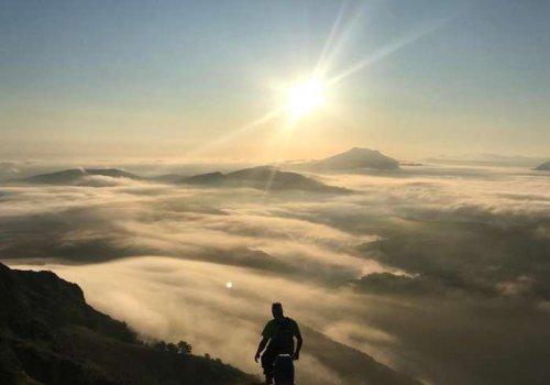 Trail à l'assaut des sommets
