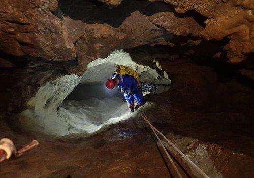 Traversée souterraine