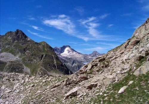 Rando-montagne autour du Barbat
