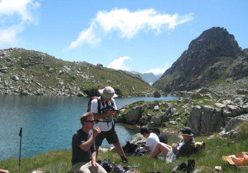Rando lacs et sommet à Cauterets