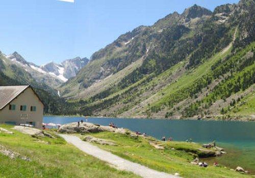 Secret du lac de Gaube