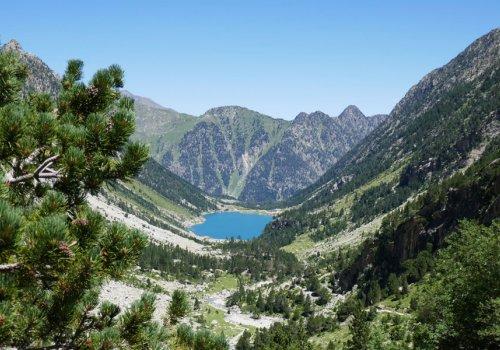 Course d'orientation Pyrénées
