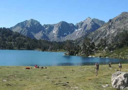 Rando aux lacs du Néouvielle