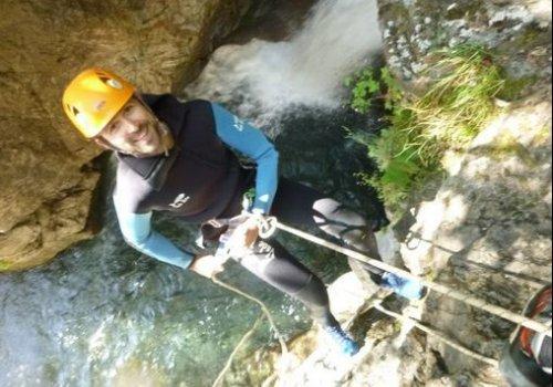 Canyoning sportif - Gavarnie