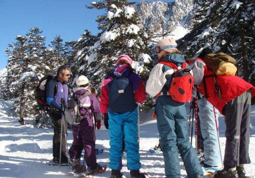 Classe de neige - Jeu d'orientation