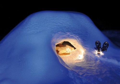 Randonnée à raquettes et nuit en igloo