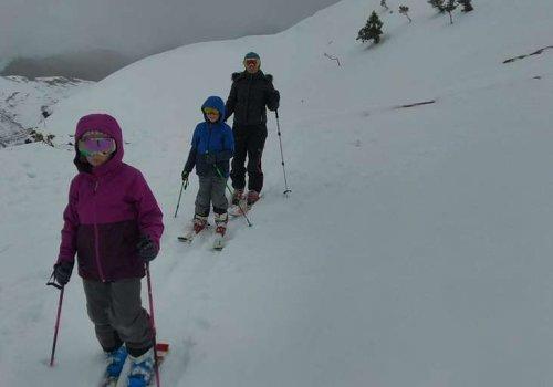 Découverte Ski de randonnée
