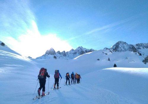 Initiation Ski de Rando Pyrénées