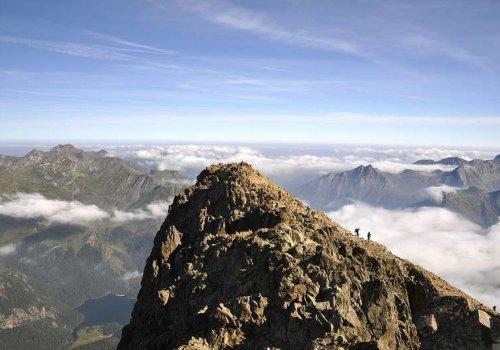 Ascension du Pic du Midi d'Ossau