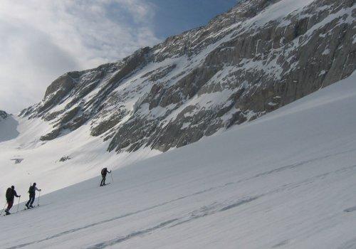 Ski de randonnée en Pyrénées